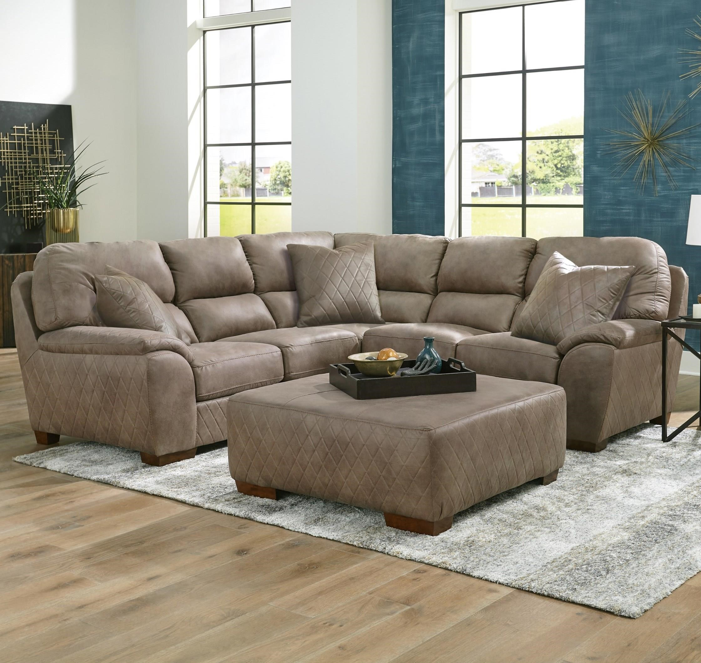 Royce L-Shaped Sectional with Chaise by Jackson Furniture at Northeast Factory Direct