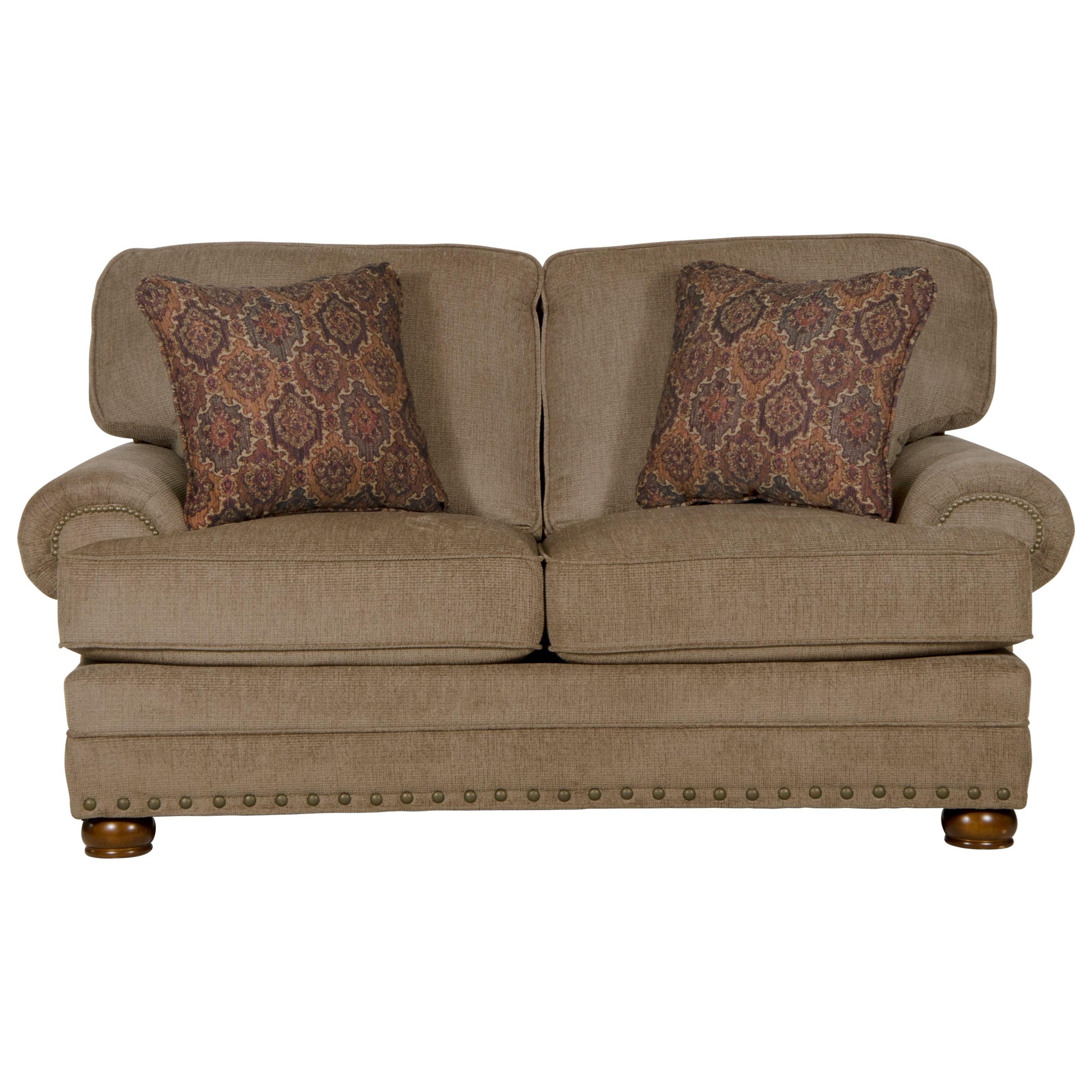 Singletary Loveseat by Jackson Furniture at Zak's Home