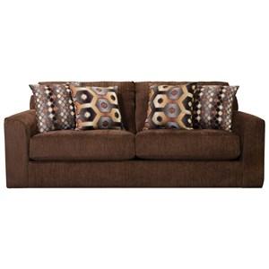Sleeper Sofa with Casual Style