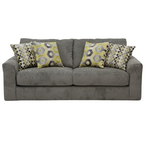 Sleeper Sofa with Casual Style