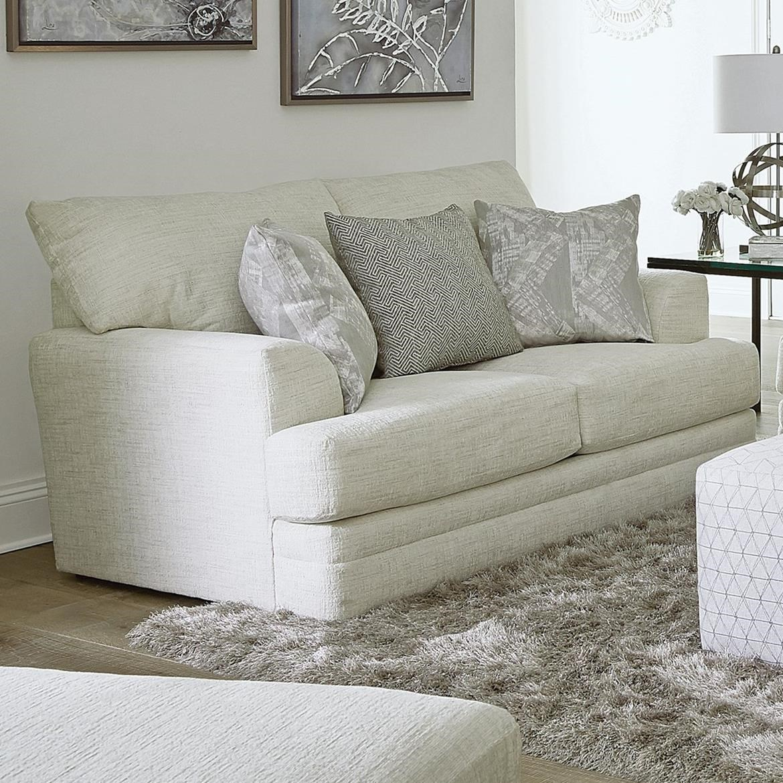 Zeller Loveseat by Jackson Furniture at Johnny Janosik