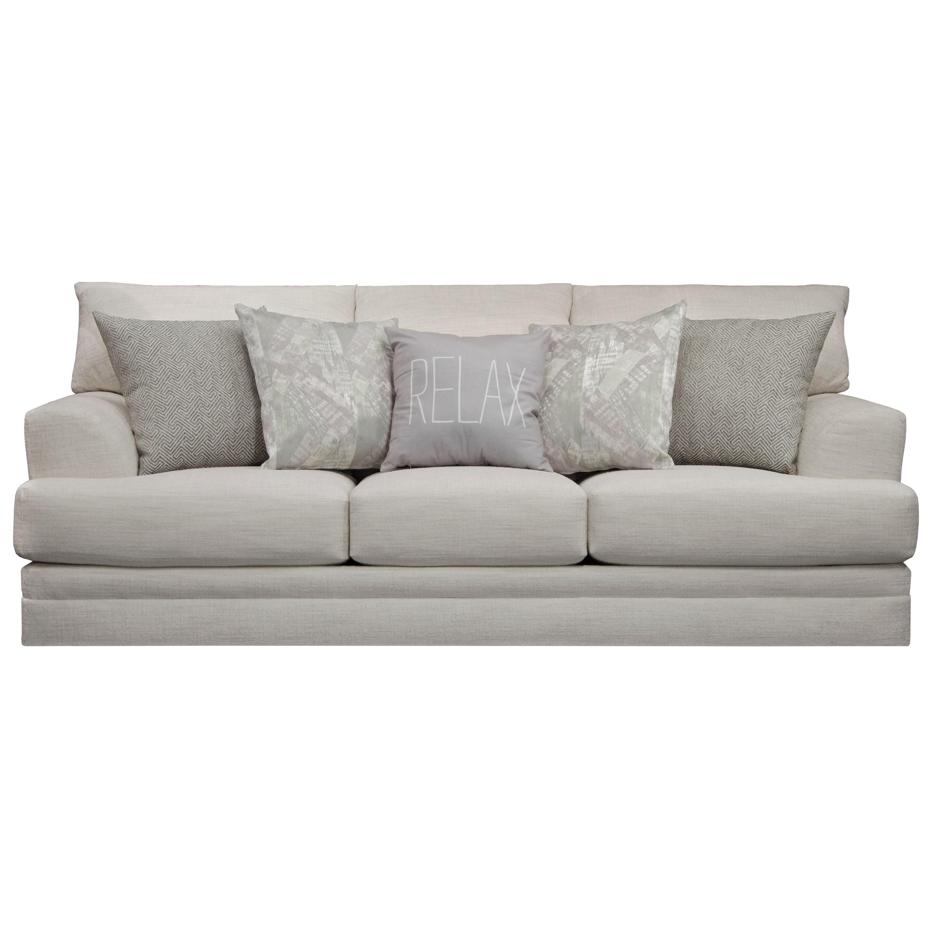 Zeller Sofa by Jackson Furniture at Johnny Janosik