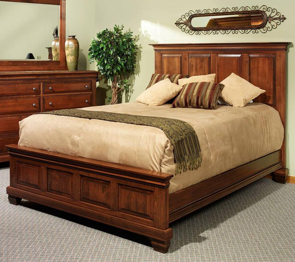 Northbrook King Panel Bed  by Canal Dover Furniture at Mueller Furniture