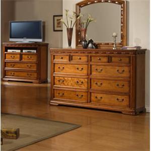Jacob Edwards Designs 594 Double Dresser