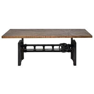 Telford Adjustable Dining Table