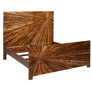 Cayley 4-pc King Bed