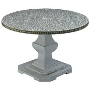 PUCCINI ROUND DINING TABLE