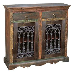 Jaipur Furniture Morya Ashoka Cast Iron Server