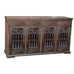 Jaipur Furniture Morya Ashoka Cast Iron Sideboard