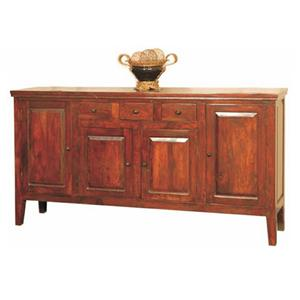 Jaipur Furniture Vienna Sideboard Jumbo Taper Leg