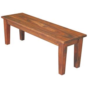 Jaipur Furniture Vienna Dining Bench Taper Tube