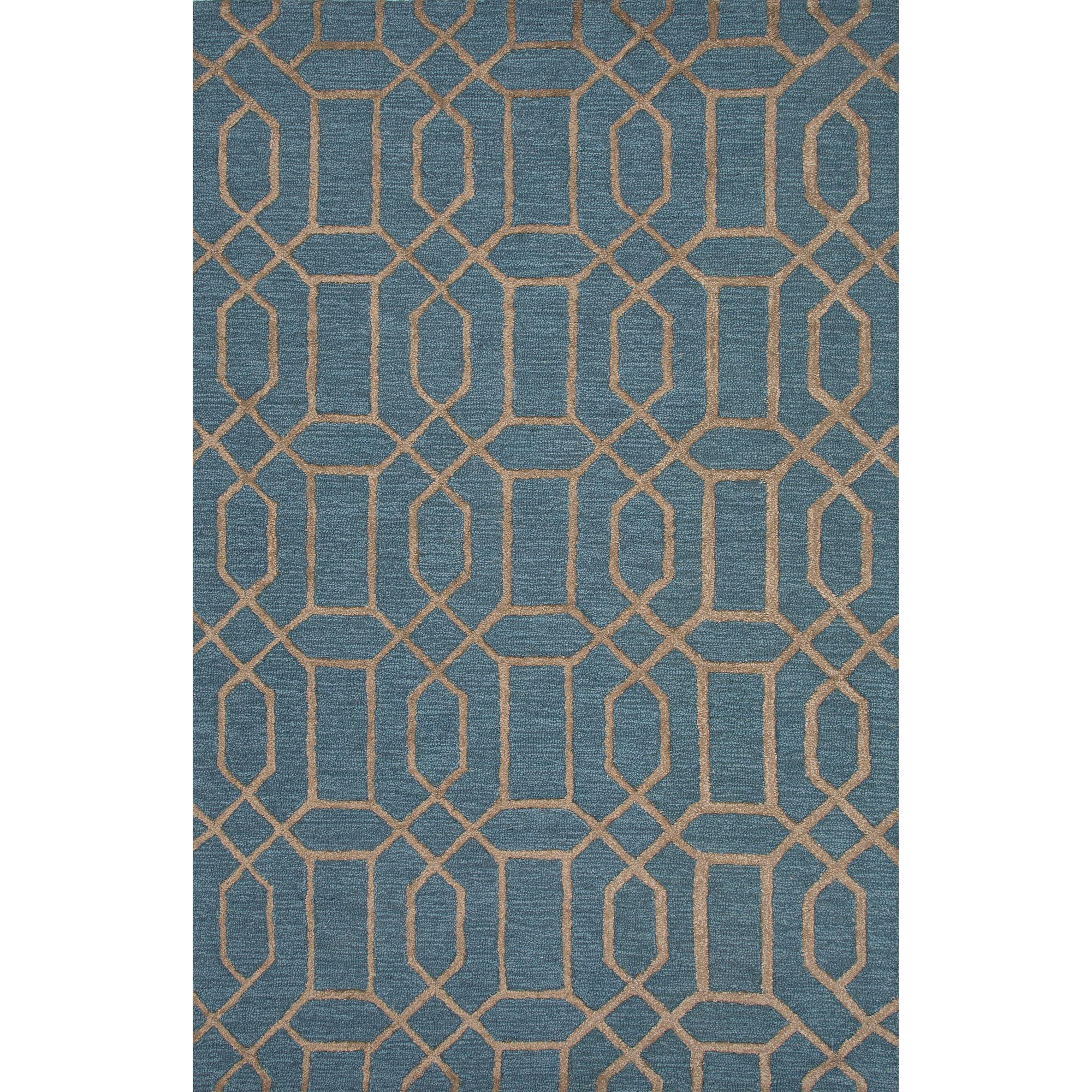 City 5 x 8 Rug by JAIPUR Living at Malouf Furniture Co.