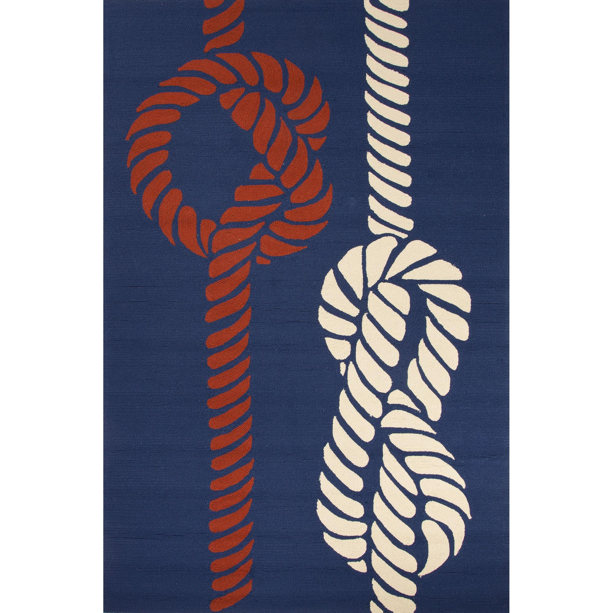 Grant I-o 5 x 7.6 Rug by JAIPUR Living at Malouf Furniture Co.