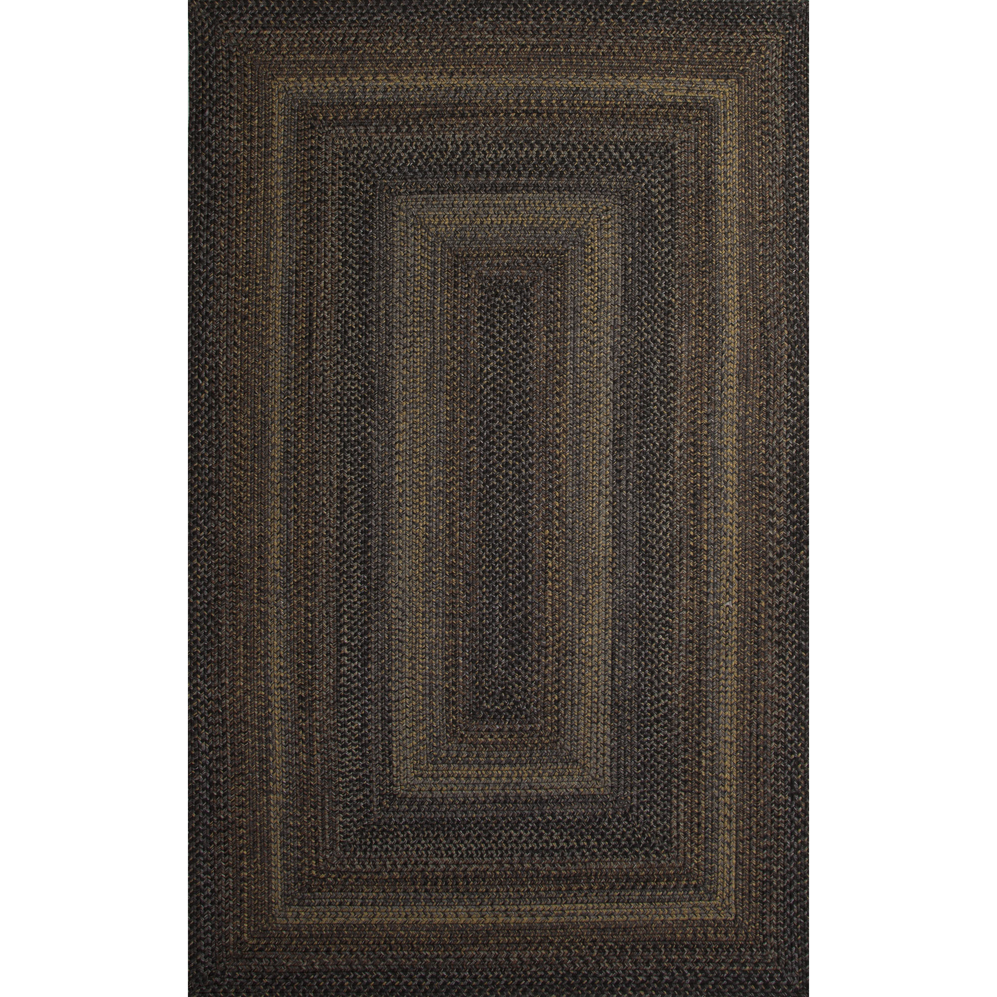 Ultra Durable Braided Rugs 4 x 6 Rug by JAIPUR Rugs at Sprintz Furniture