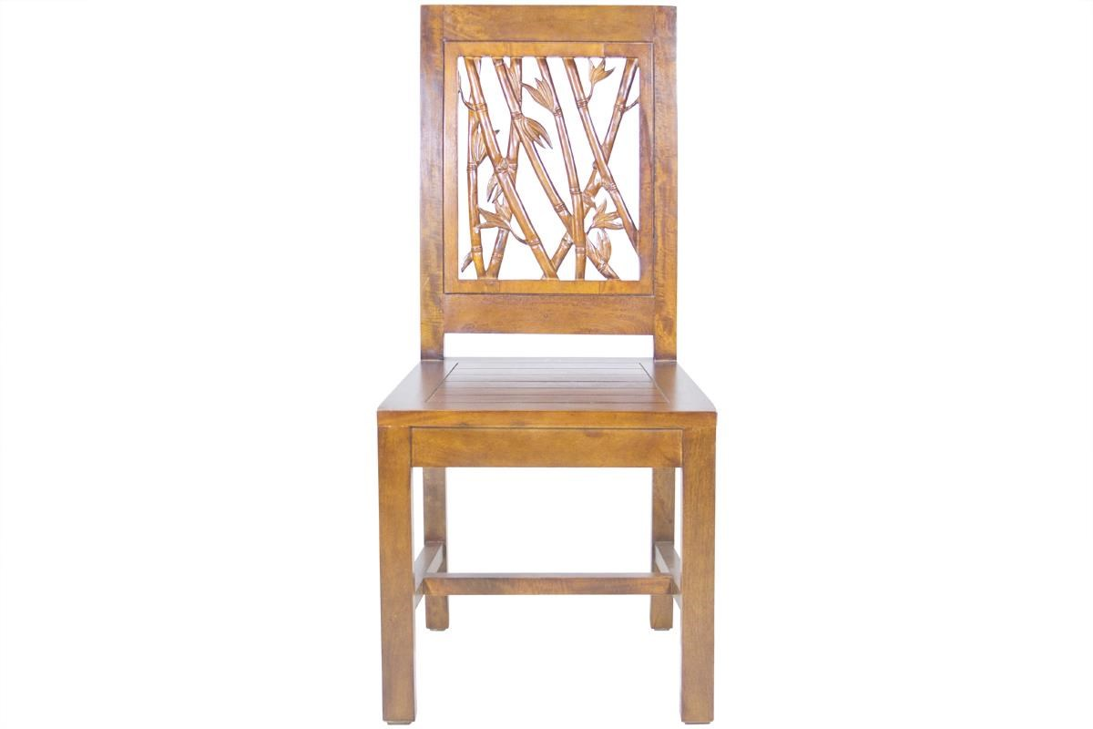Foliage Dining Side Chair by Jamieson Import Services, Inc. at HomeWorld Furniture