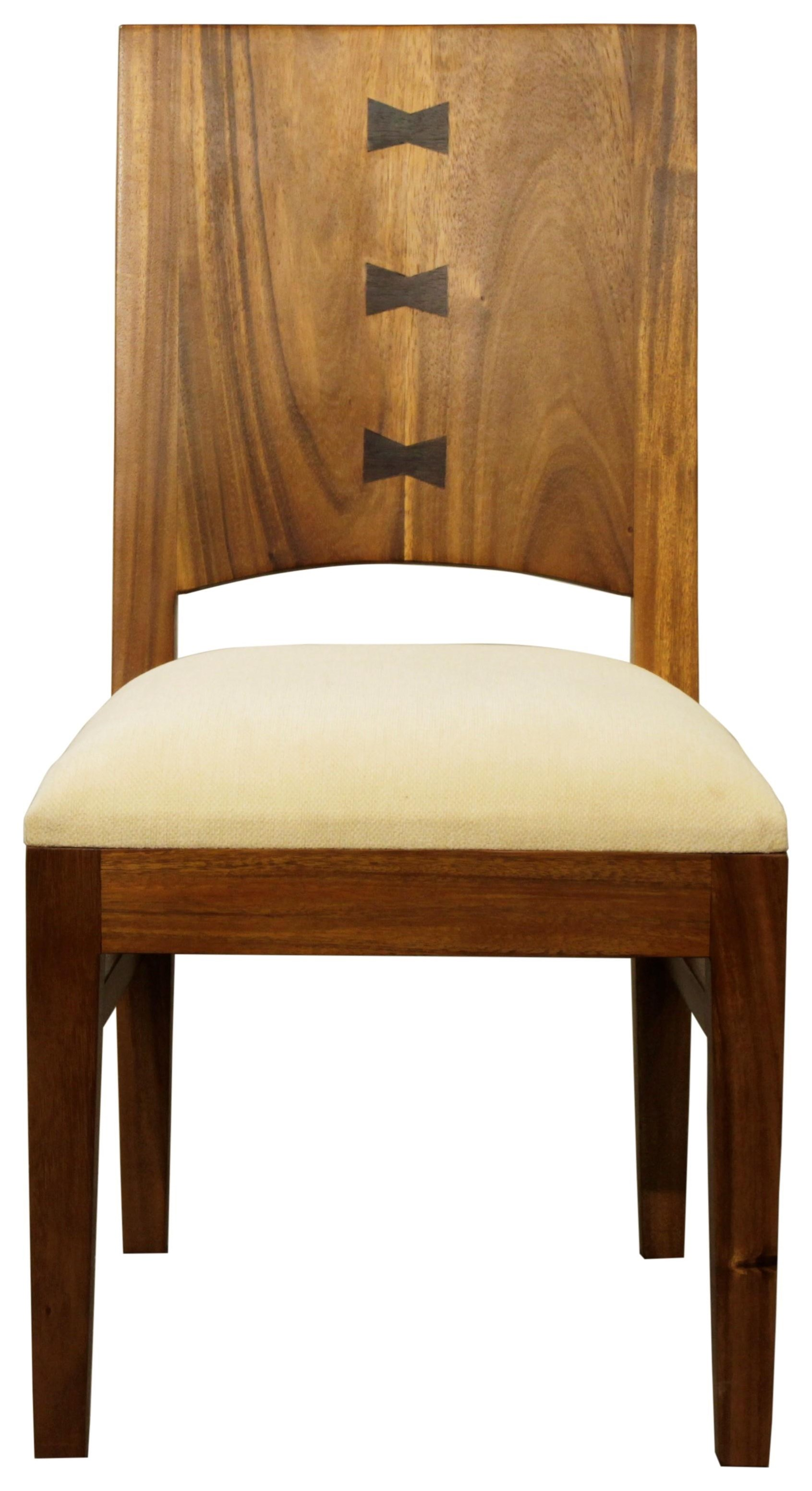 Napili Dining Side Chair by Jamieson Import Services, Inc. at HomeWorld Furniture