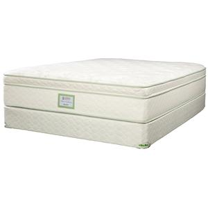 Jamison Bedding Arbor Hickory Full EPT Mattress Set