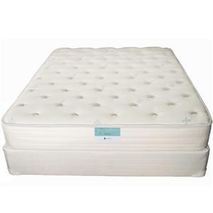Jamison Bedding Hotel Resort Bayside Cal King Cushion Firm Mattress Set