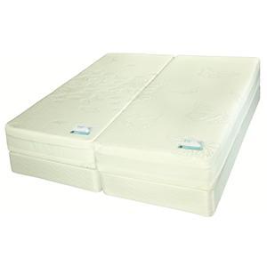 Jamison Bedding Monarch Latex Full Dual Comfort Latex Mattress