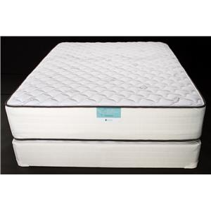 Jamison Bedding Resort Hotel Turnberry Cal King Firm Two Sided Mattress