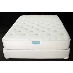 Jamison Bedding Resort Hotel St Simons Cal King Plush Memory Foam Mattress