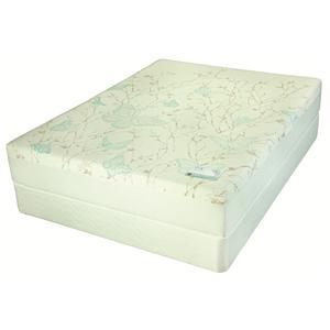 Jamison Bedding Silverspot Latex Full Plush Latex Mattress