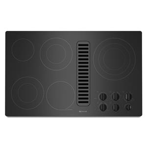 "Jenn-Air Cooktops - Electric 36"" Electric Radiant Downdraft Cooktop"