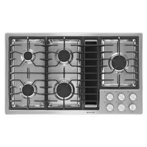 "Jenn-Air Cooktops - Gas 36"" JX3™ Gas Downdraft Cooktop"