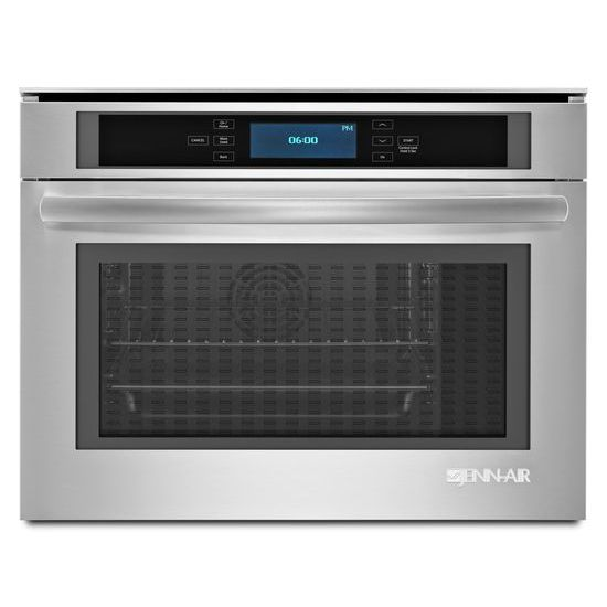 Ovens 24-Inch Steam/Convection Wall Oven by Jenn-Air at Furniture and ApplianceMart