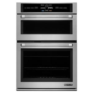 """30"""" Microwave and Wall Oven with WiFi Connectivity"""