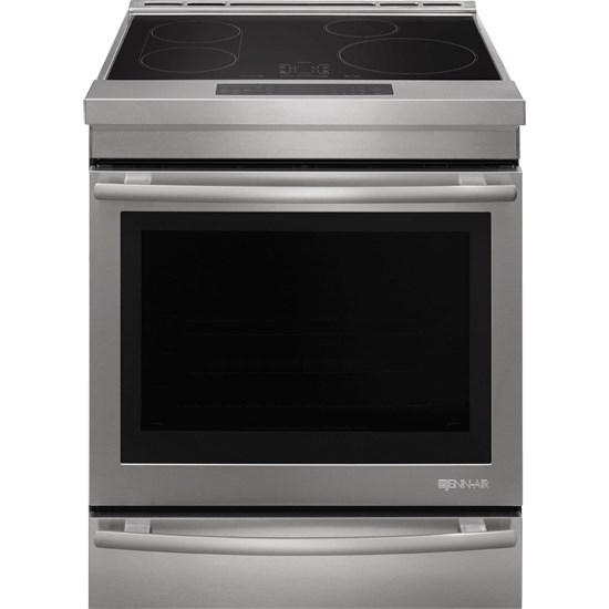 "Ranges - Electric 30"" Induction Range by Jenn-Air at Furniture and ApplianceMart"