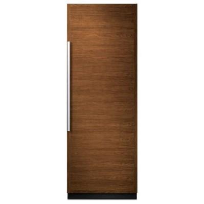 "Refrigerator - Column 30"" Built-In Refrigerator Column by Jenn-Air at Furniture and ApplianceMart"