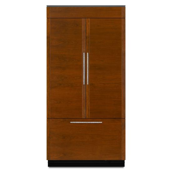 Refrigerators - French Door 42-Inch Built-In French Door Refrigerator by Jenn-Air at Furniture and ApplianceMart