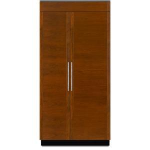 "Jenn-Air SideXSide Refrigerators 42"" Built-In Side-By-Side Refrigerator"