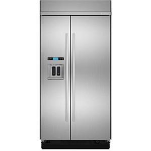Jenn-Air SideXSide Refrigerators 42-Inch Built-In Side-by-Side Refrigerator