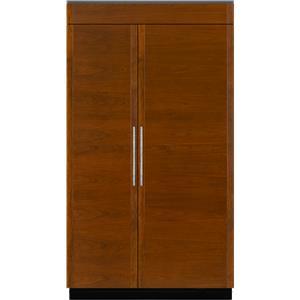 "Jenn-Air SideXSide Refrigerators 48"" Built-In Side-By-Side Refrigerator"
