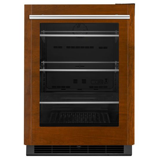 """Special Compact Refrigeration 24"""" Under Counter Refrigerator by Jenn-Air at Furniture and ApplianceMart"""