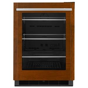 "Jenn-Air Special Compact Refrigeration 24"" Under Counter Refrigerator"