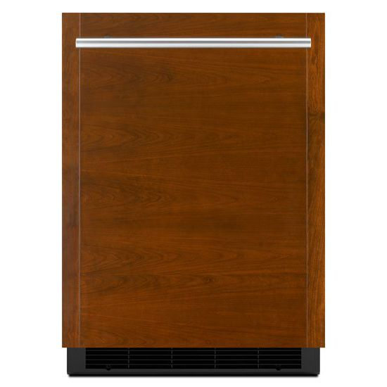 """Special Compact Refrigeration ENERGY STAR® 24"""" Under Counter Refrigerator by Jenn-Air at Furniture and ApplianceMart"""
