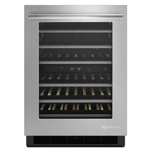 """Jenn-Air Special Compact Refrigeration 24"""" Under Counter Wine Cellar"""