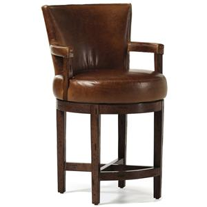 Jessica Charles Fine Upholstered Accents Melrose Barstool