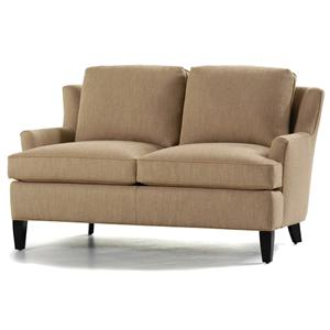 Kate Settee with Flared Arm