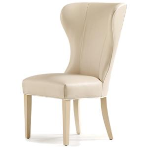 Jessica Charles Fine Upholstered Accents Garbo Dining Side Chair
