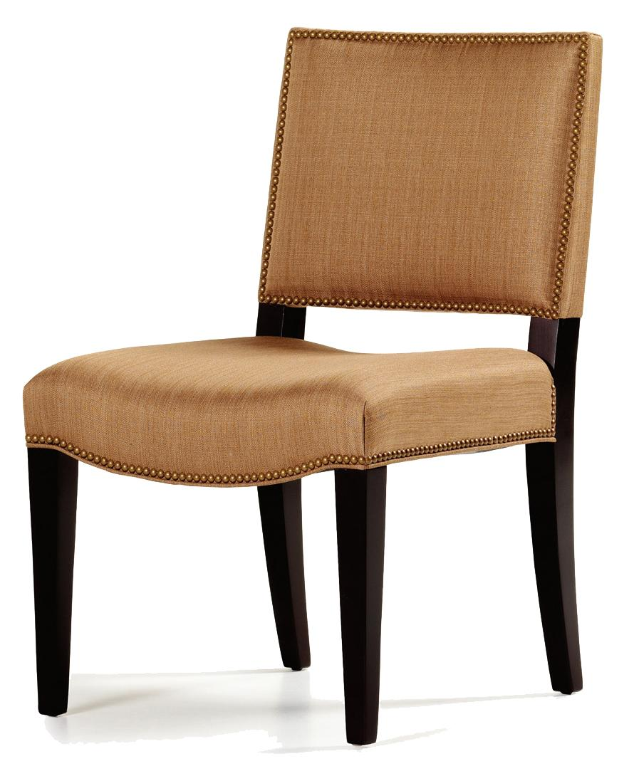 Fine Upholstered Accents Shaw Chair    by Jessica Charles at Alison Craig Home Furnishings