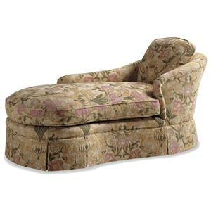 Jessica Charles Fine Upholstered Accents Brewer Left Arm Facing Chaise