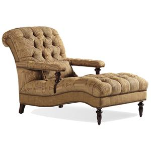 Jessica Charles Fine Upholstered Accents Charlesworth Chaise