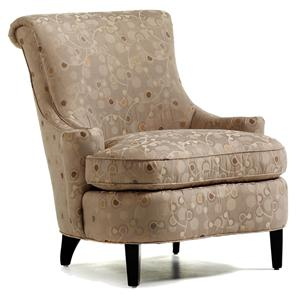 Jessica Charles Fine Upholstered Accents Adelle Chair