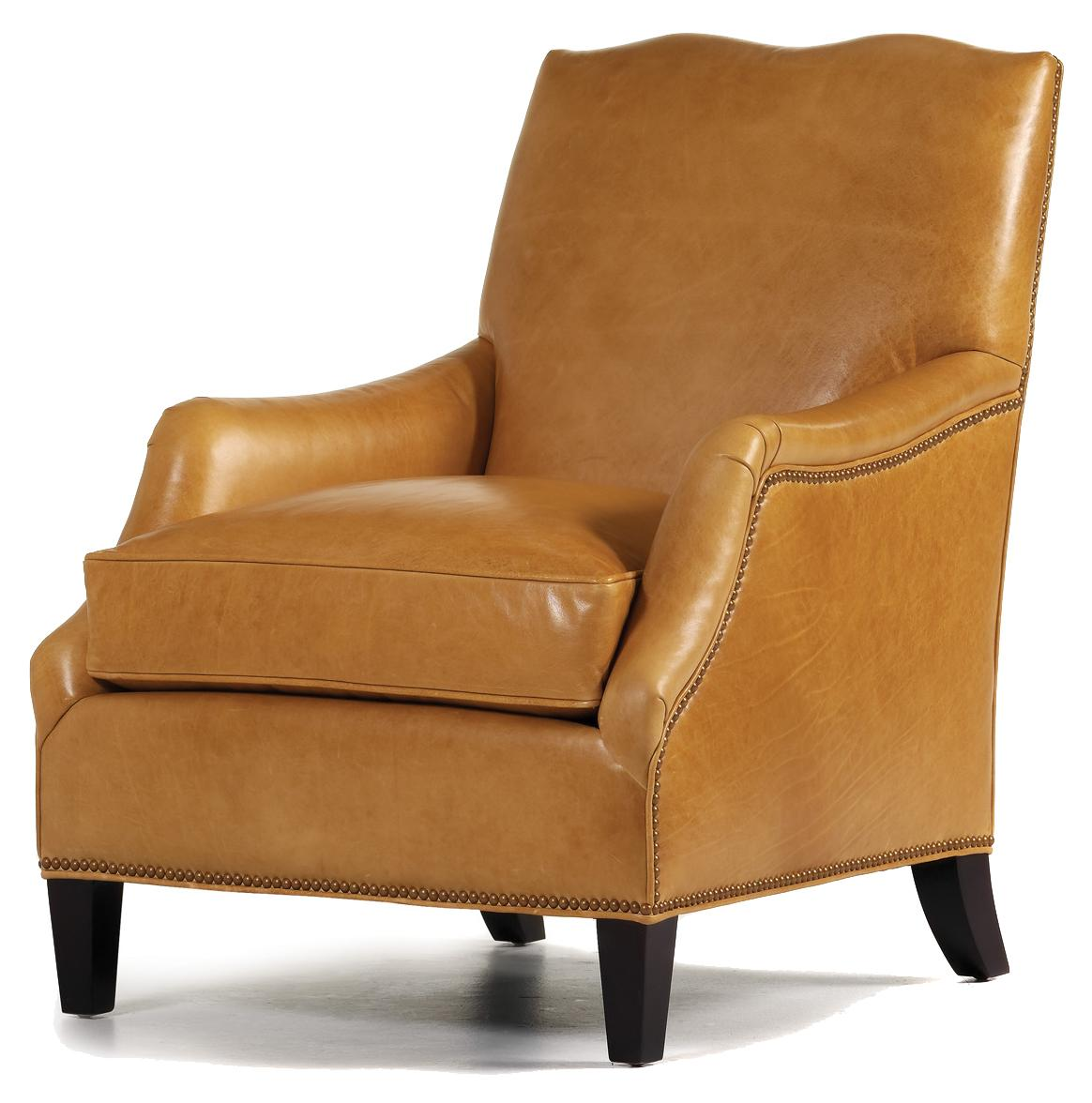 Fine Upholstered Accents Nancy Chair    by Jessica Charles at Alison Craig Home Furnishings
