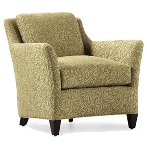 Jessica Charles Fine Upholstered Accents Grayson Chair