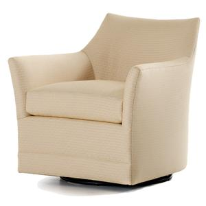 Jessica Charles Fine Upholstered Accents Rhonda Swivel Chair